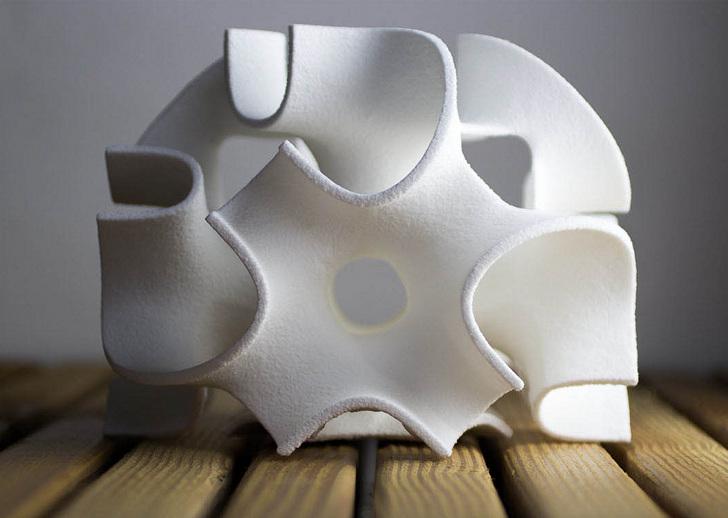 Esculturas de açúcar